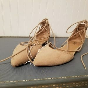 Mossimo brand ballet style flats